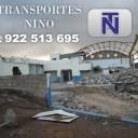 demoliciones en tenerife guimar islas canarias adeje arona arico granadilla de abona transportes nino excavaciones